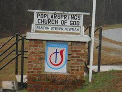 Poplar Springs Church of God Cemetery