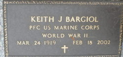 Keith Jacob Bargiol