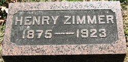Henry Zimmer