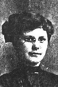 Millie Judith Edna <I>Marsh</I> Byrne