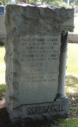 Charles Edward Menke