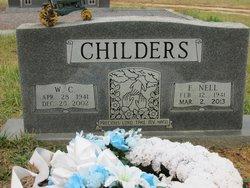 Fermer Nell <I>Yancey</I> Childers