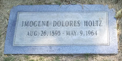 Imogene Dolores <I>Hufford</I> Holtz