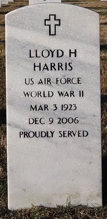 Lloyd Harold Harris