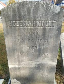 Hezekiah Mount