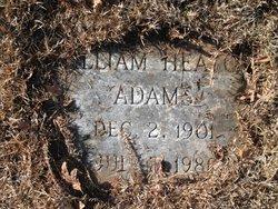 William Heaton Adams