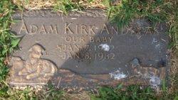 Adam Kirk Andreas