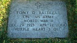 Tony D Baltazar