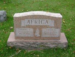 Annie E <I>David</I> Africa