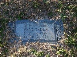 Thomas Drew Vangorder