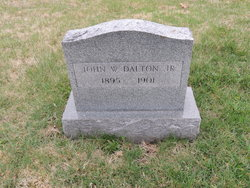 John W. Dalton, Jr