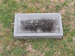 Mary Olivia <I>Hoffman</I> Edwards