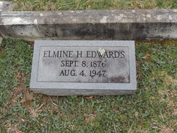Elmira <I>Huff</I> Edwards