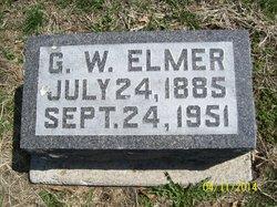 G.  W. Elmer Taylor