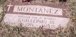 """Guillermo Reyes """"Junior"""" Montanez, III"""