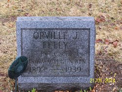 Orville Jesse Feely