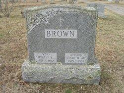 Colin H. Brown, Sr