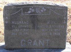 Hattie Dorcas <I>Stevens</I> Grant
