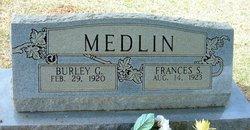 Burley G. Medlin
