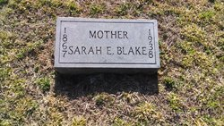 Sarah Eveline <I>Laymance</I> Blake