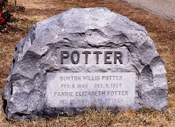 Burton Willis Potter