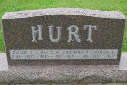 Richard Hamer Hurt