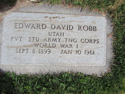 Edward David Robb