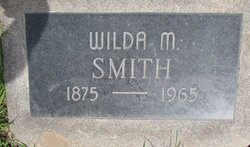 Wilda <I>Morrill</I> Smith