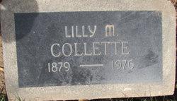 Lillian M Collette