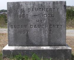 Susan Elvera <I>King</I> Daugherty