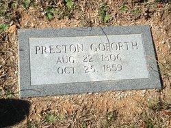 Preston Goforth