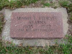 Minnie Lee <I>Stewart</I> Nearns