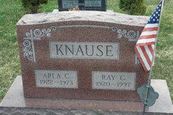 Arla C. <I>Hummel</I> Knouse