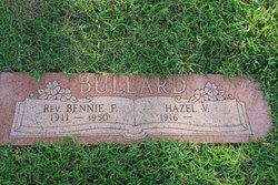 Rev Bennie F. Bullard