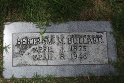 Bertram M Bullard