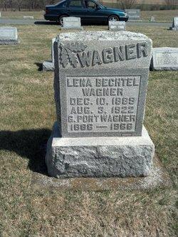 Lena Guyer <I>Bechtel</I> Wagner