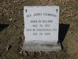 Rev James Flemming