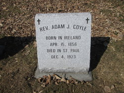 Rev Adam J. Coyle