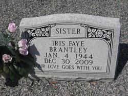 Iris Faye Brantley