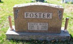 Ralph Boyd Foster