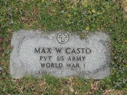 Max Wilford Casto