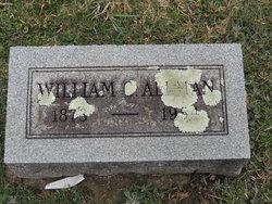 William Columbus Allman