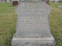 Blair J. Lowther