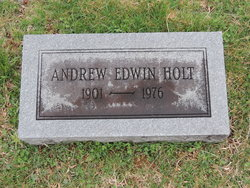 Andrew Edwin Holt