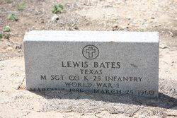 Lewis Bates