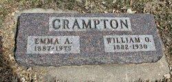 Emma Alice <I>Tobey</I> Crampton