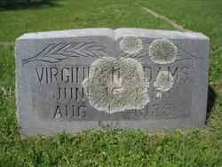 Virginia Natts <I>Hunt</I> Adams