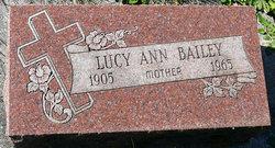 Lucy Ann Bailey
