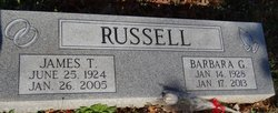 Barbara <I>Gaines</I> Russell
