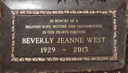 Beverly Jeanne West